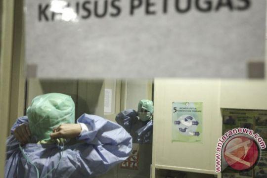 RSPI pastikan satu pasien suspect negatif corona virus