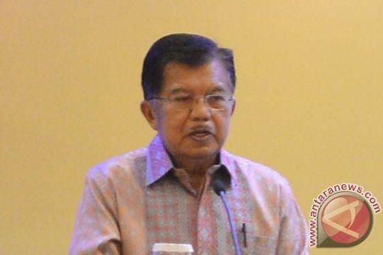 Wapres serahkan penghargaan rating kota cerdas Indonesia