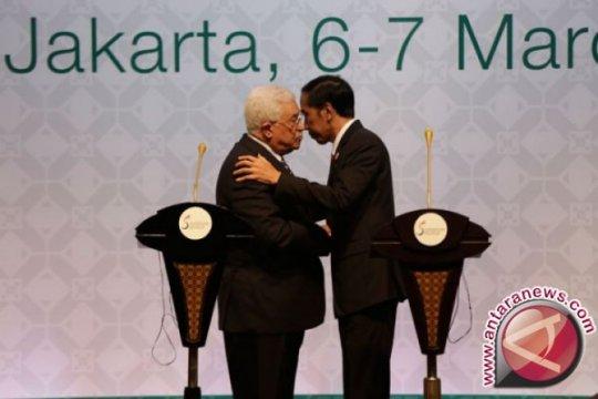 Abbas sambut sikap Indonesia yang tolak normalisasi dengan Israel