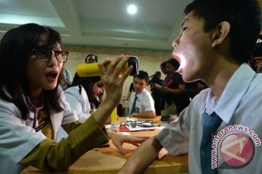 Anak diimunisasi seharusnya tidak tertular difteri