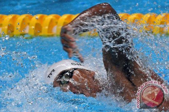 """Triadi tambah emas """"test event"""" Asian Games"""