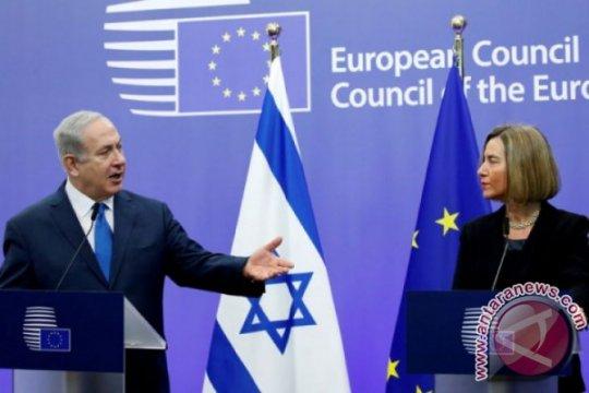EU takkan akui setiap perubahan terkait Jerusalem