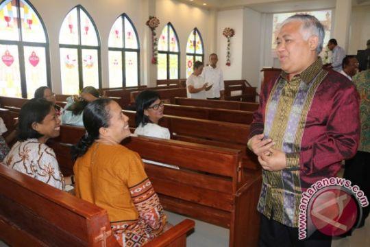 Pemuda Katolik berterima kasih kepada remaja masjid