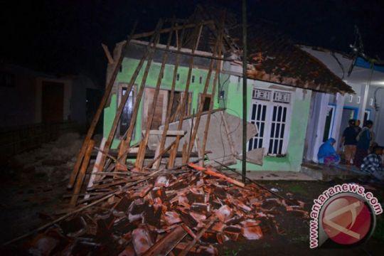 109 rumah rusak akibat gempa Jawa Barat