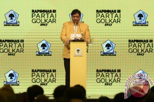 Fahmi Idris: masa kepemimpinan Airlangga ditentukan Munaslub
