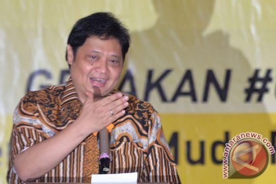 Airlangga diwasiati ayahnya untuk dukung pemerintahan Jokowi