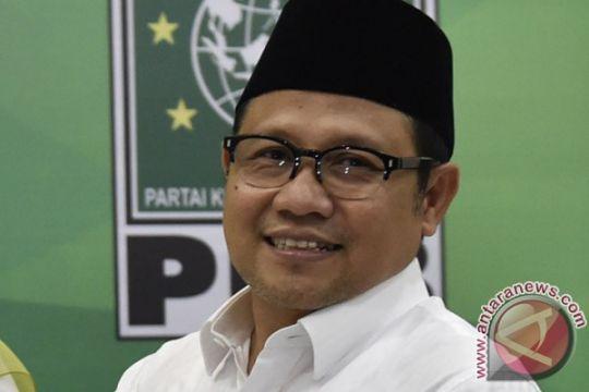 Cak Imin enggan jelaskan soal poros baru jika gagal jadi bacawapres Jokowi atau Prabowo