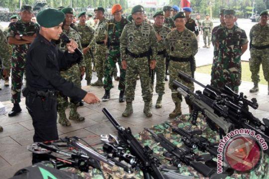 Panglima TNI minta pasukan Kostrad terus tingkatkan kemampuan