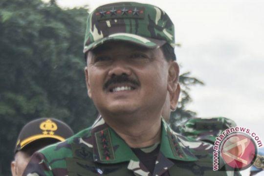 Panglima TNI paparkan tiga ancaman potensial yang harus diwaspadai