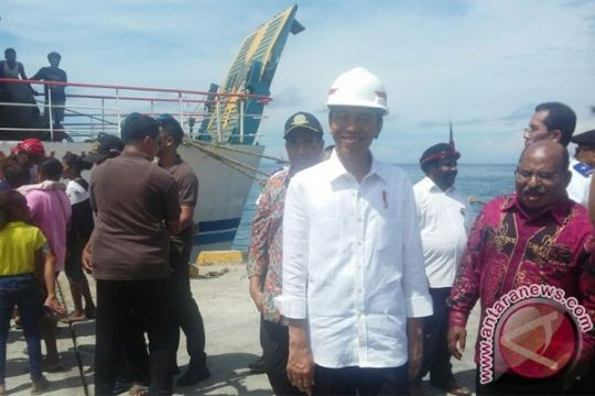 Menhub: Swasta minati pengembangan Pelabuhan Nabire