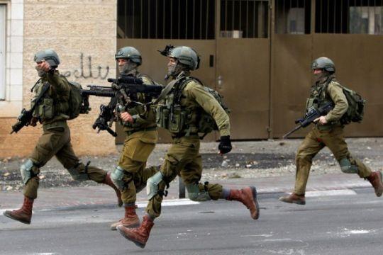 32 orang Palestina cedera dalam bentrokan dengan tentara Israel