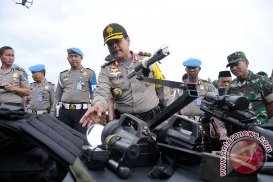 Polda Lampung gelar Operasi Lilin Krakatau 2017