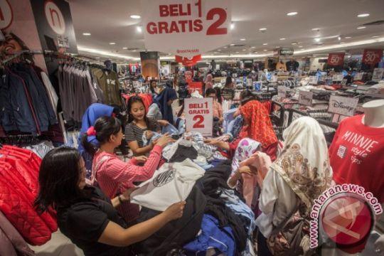 Survei BI: Keyakinan konsumen tetap terjaga pada Juli