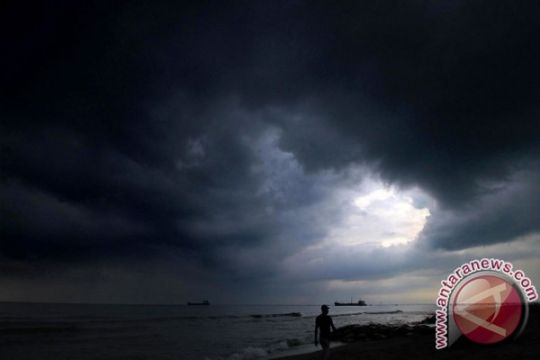 Jabodetabek diguyur hujan hari ini