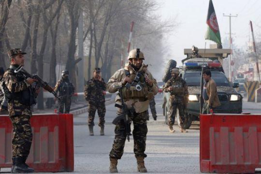 Ledakan di Kabul tewaskan tiga orang & 13 terluka