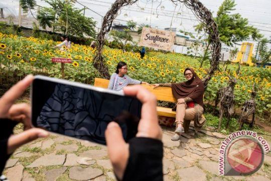Kota Bandung target tujuh juta wisatawan
