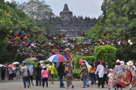 Borobudur targetkan 4,7 juta pengunjung