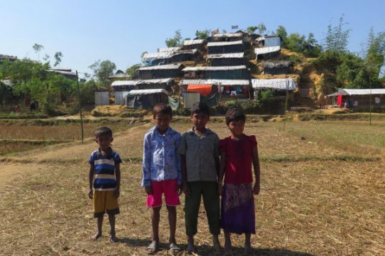 WHO: pengungsi Rohingya tetap rentan meskipun ribuan nyawa diselamatkan