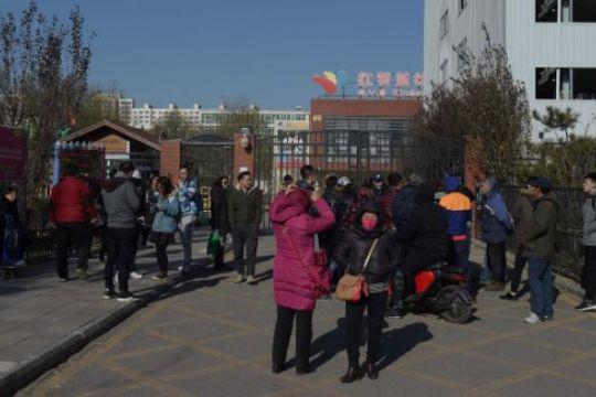 Lakukan kekerasan ke anak, guru TK di China ditahan