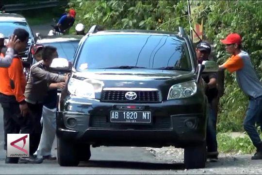 Petugas Jaga Ketat Jalur Wisata di Bantul