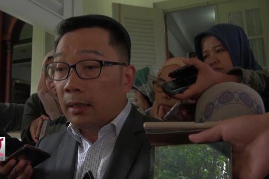 Ridwan Kamil akan Fokus Pada 3 Partai Pengusungnya