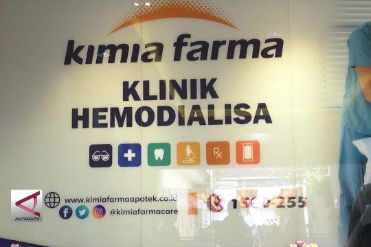 Kimia Farma Bangun Klinik Hemodialisa Pertama di Bandung