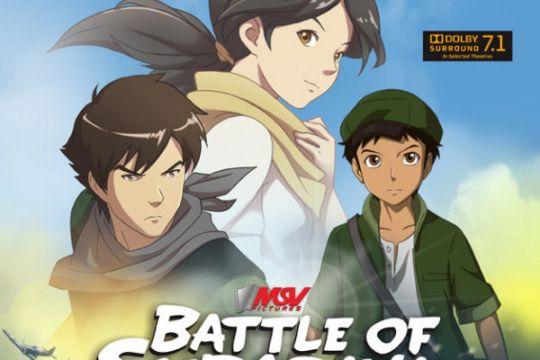 "Film ""Battle of Surabaya"" dapat penghargaan di Milan"