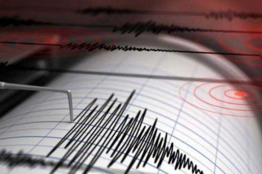 Gempa 4,4 SR landa Sukabumi saat masyarakat sahur