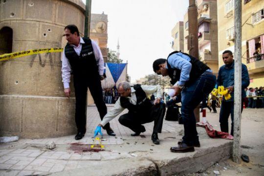 Mesir vonis mati dua pelaku serangan gereja