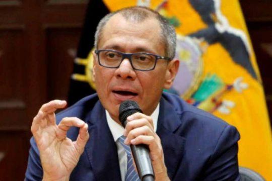 Wakil Presiden Ekuador dihukum enam tahun penjara karena korupsi