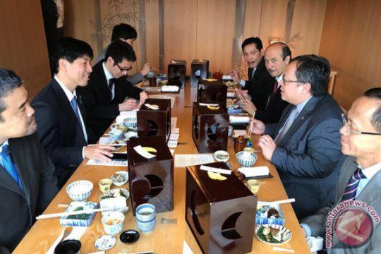 Kerjasama Bilateral Indonesia-Jepang