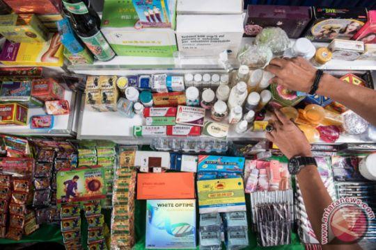 Pemusnahan Obat Dan Makanan Ilegal