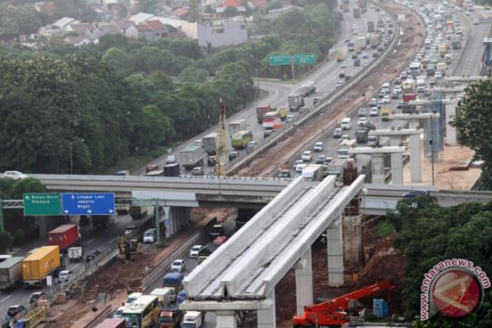 Jasa Marga percepat proyek tol layang Jakarta-Cikampek