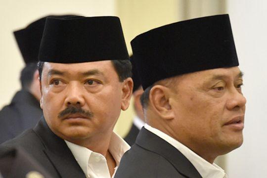 Panglima TNI: mutasi 85 pati sesuai prosedur