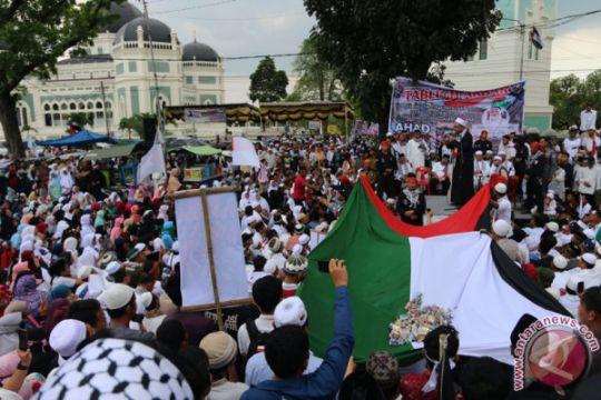 Tabligh Akbar Peduli Palestina