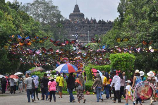 """3.000 pengunjung ditargetkan saksikan """"Borobudur Nite 2017"""""""