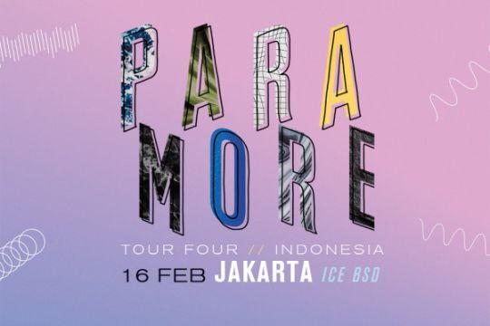 Libur Imlek, ada konser Paramore hingga bazaar