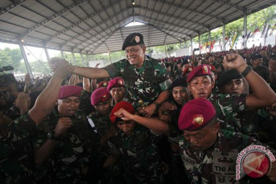 Pamitan Panglima TNI