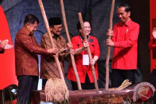 Rakornas Tiga Pilar PDIP