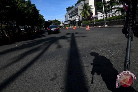 Pengamanan Perayaan Natal Jakarta
