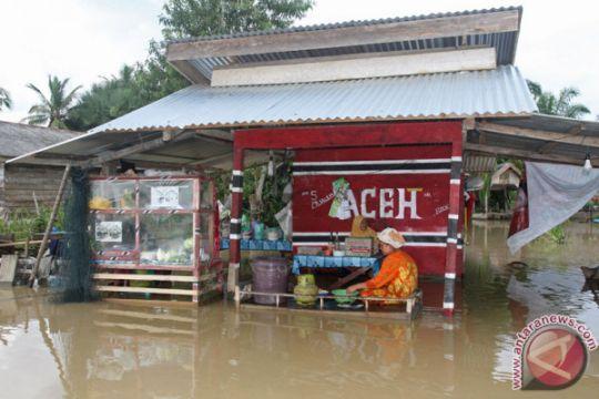 Banjir Di Aceh Timur