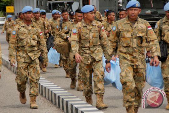 Kepulangan Pasukan Perdamaian Lebanon