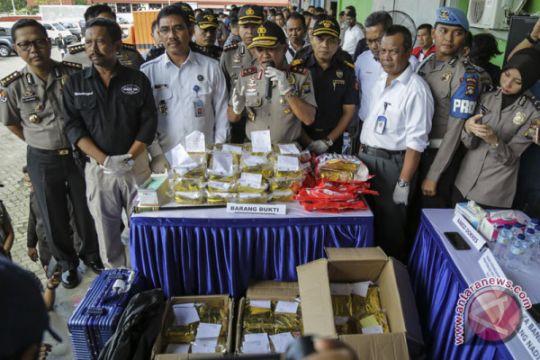 Pengungkapan Jaringan Narkotika Internasional