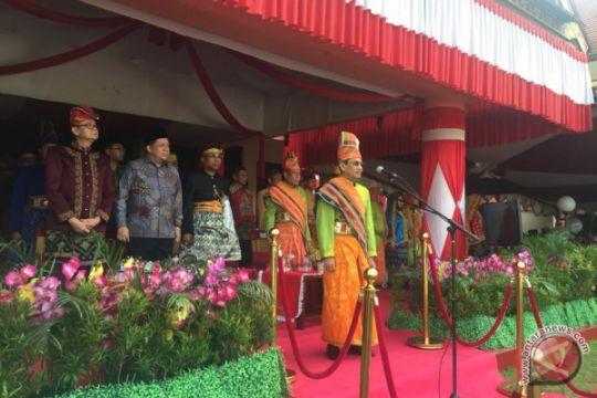 Berbagai etnis warnai HUT Kabupaten Sumbawa ke-59