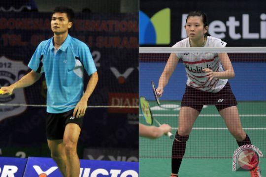 Ricky/Debby pulangkan unggulan enam pada Kejuaraan Asia