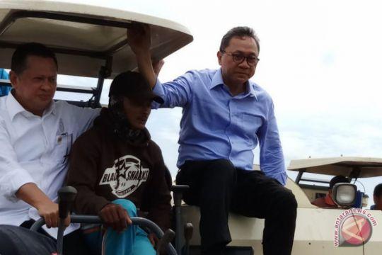 Ketua DPR minta Satgas Pangan tindak tegas penimbun beras