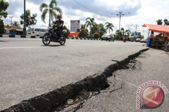 Dinas PUPR: Ada 200-300 titik jalan rusak di Pekanbaru