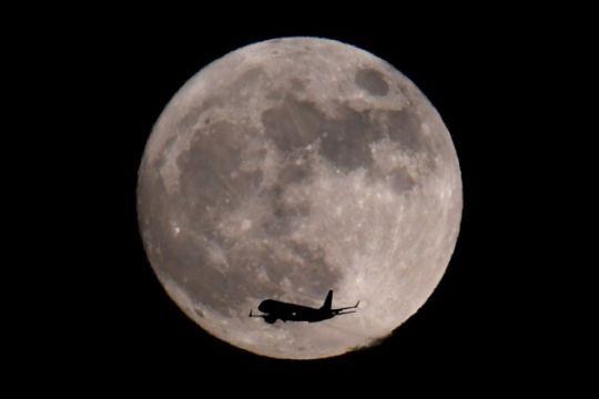 Jangan lupa 31 Januari lihat fenomena superlangka, gerhana bulan total