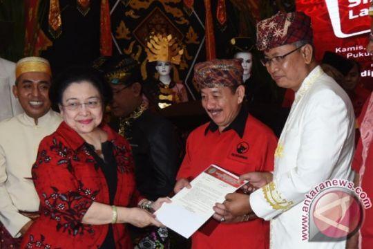 PDIP usung Herman-Sutono sebagai cagub-cawagub Lampung