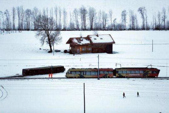 Swiss waspada longsor salju jelang Forum Ekonomi Davos